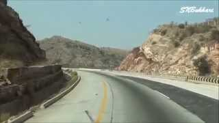 pakistan faisalabad to islamabad motorway 2014
