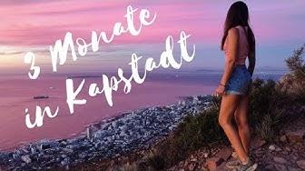 3 Monate Kapstadt - meine Erfahrungen & Eindrücke von Südafrika
