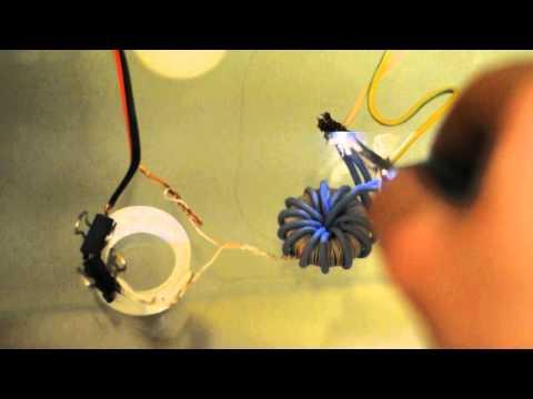 видео: Эффект вилки Авраменко 2