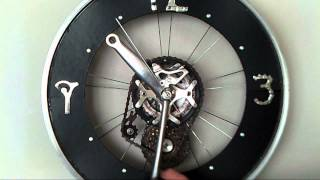 Bicycle Clock V1.0