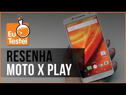Moto X Play XT1563 Motorola Smartphone - Vídeo Resenha EuTestei Brasil