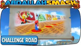 Super Mario Party:  Challenge Road Gameplay!