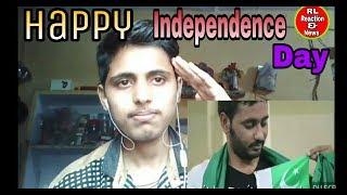 Indian boy react to pakistani national antham Rl Reaction & News