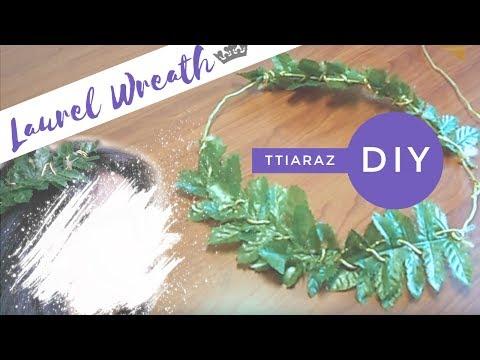 DIY: Laurel Wreath (TTiaraZ)