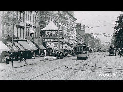 Downtown Columbus and Franklinton: The City Beautiful Movement