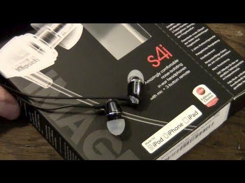 Klipsch Image S4i Headphones   Full Review