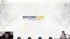 Bitcoin Podcast #4: The Bitcoin Gold Fork ($BTG)