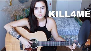Скачать Marilyn Manson KILL4ME Violet Orlandi Cover