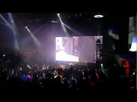 Till The Sky Falls Down - Dash Berlin (8 de Agosto 2012, Sukho Bar Puebla).