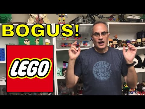 TOP 15 BOGUS LEGO EBAY LISTINGS