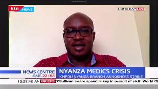KMPDU Nyanza branch announces strike