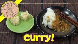 Curry & Rice Diy Japanese Kit - Kracie Happy Kitchen Popin' Cookin'