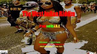 MESTAR VELON - THIS GIRL - WEST INDIAN RIDDIM - GRENADA / CARRIACOU RAGGA SOCA 2012