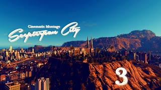 cities skylines cinematic montage iii laurentine districts