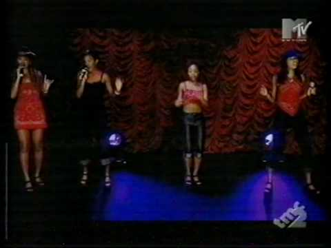 Destiny's Child - Say My Name (Live @ MTV Europe)