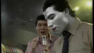 Los Robots Humanos en Ritmo de la Noche | The Robots - Kraftwerk (1991)
