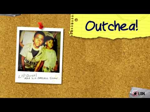 Lil Duval's Outchea Podcast: Episode 17: Ft. Jahaan Sweet (LSN Podcast)