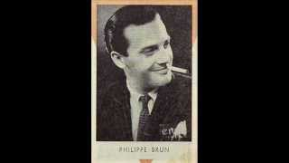 Philippe Brun and his Jam Band - Stomp - 1940 February 22 - Swing, Paris
