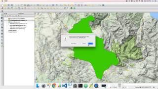 Tutorial para Calcular la Precipitación en Cuencas (MM3) con QGIS y NASA Giovanni