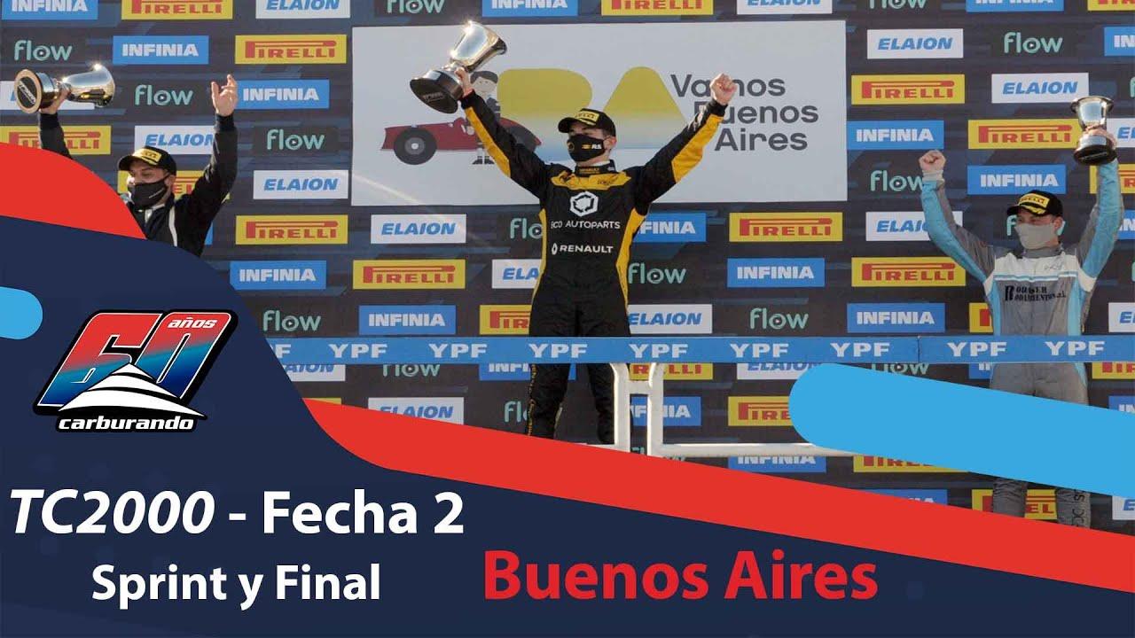 TC2000 (Buenos Aires) Sprint y Final | Fecha 02