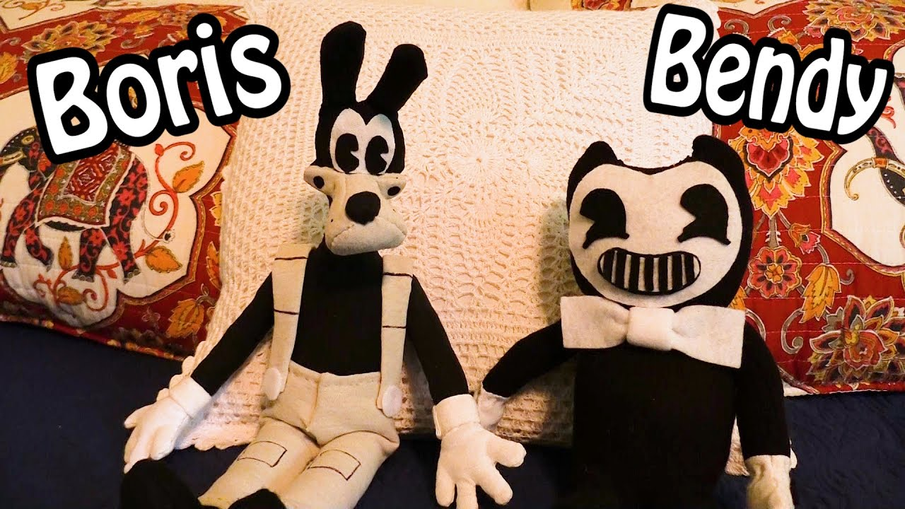 how to create a bendy plush