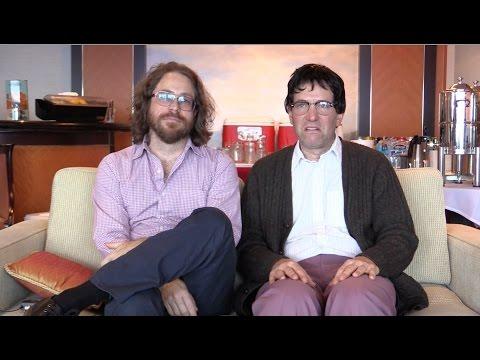 Yeshmin interviews Jonathan Coulton Carter (JoCo Cruise 2015)