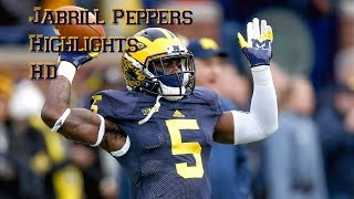 jabrill peppers    highlights    you re lost    all my chains    hd