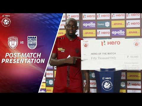 Post-match Presentation - NorthEast United FC 1-0 Mumbai City FC - Match 2 | Hero ISL 2020-21