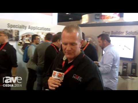 CEDIA 2014: Core Brands Exhibits ST EQ Sunfire Subwoofers