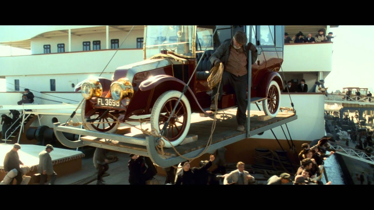 Титаник - Trailer