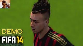 FIFA 14 DEMO | Обзор / Первый взгляд от Креатива [1080p]