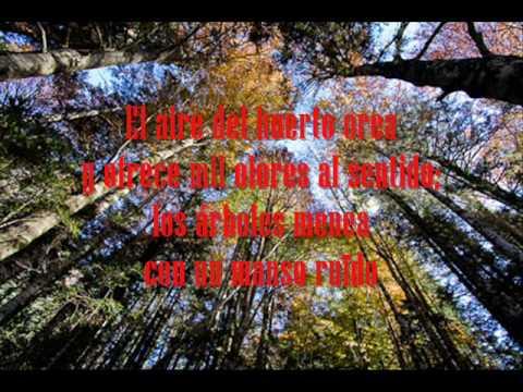Oda a la vida retirada de Fray Luis de León