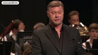 René Pape - Die Walküre - Wotans Abschied und Feuerzauber