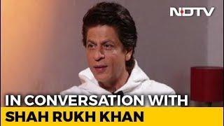 Shah Rukh Khan On What Keeps Him Going