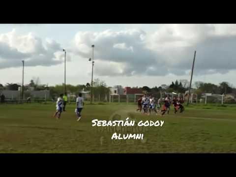 #LigaB #Fecha5   Gol de Seba Godoy (Alumni)
