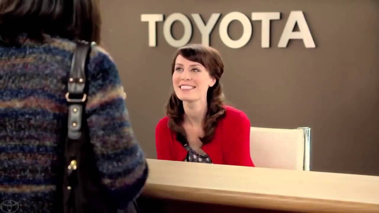 Toyota 2013 ask jan friends funny commercial laurel coppock rosa salazar carjam tv hd 2