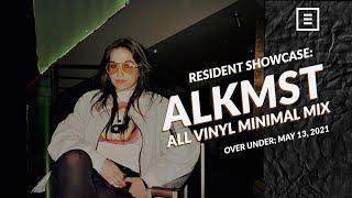 Resident Showcase - ALKMST - Minimal Techno - All Vinyl Mix
