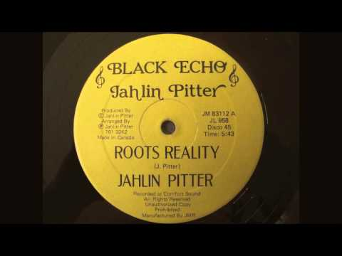 JAHLIN PITTER - ROOTS REALITY 12