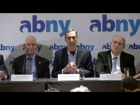 CUNY TV Presents ABNY:  Applied Sciences & Higher Education: A Panel Discussion