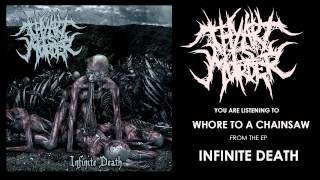 THY ART IS MURDER - Whore To A Chainsaw ( AUDIO)