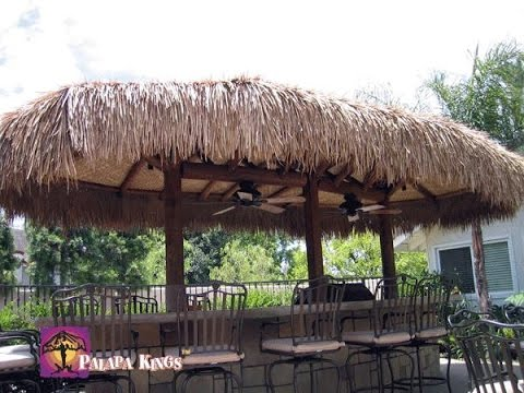 Recovering The Palapa Outdoor Bbq Cover Doovi