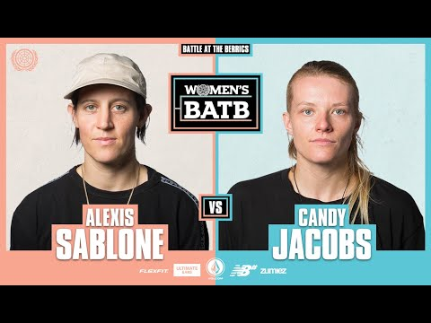 WBATB | Alexis Sablone vs. Candy Jacobs - Round 2