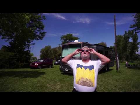 Solar Eclipse 2017 in Arnold, Nebraska