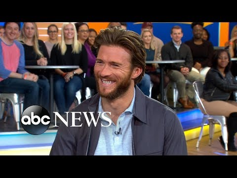 Scott Eastwood opens up about 'Pacific Rim Uprising'