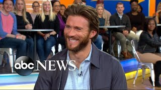 Scott Eastwood opens up about
