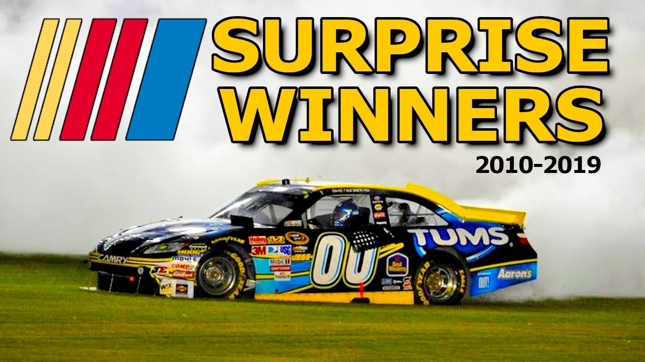 8 Things That Surprised Us at the NASCAR Cup Regular-Season ...