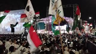 Tugu Pahlawan Surabaya Bersholawat Part 1 Rabu 20 September 2017