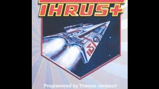 Thrust+ Platinum Edition Review | Atari 2600