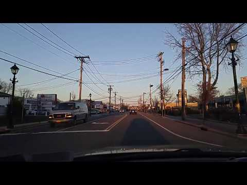 Driving by Amityville,New York