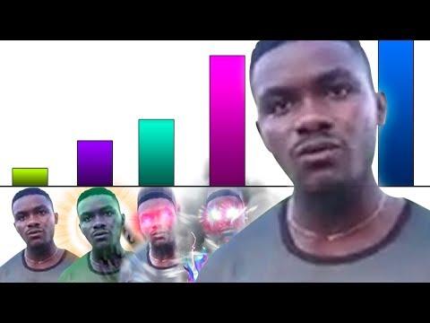 Todos los Niveles de Poder de Uvuvwevwevwe Onyetenyevwe Ugwemubwem Ossas